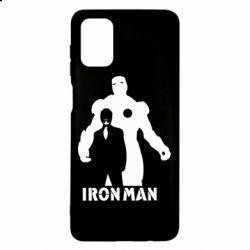 Чехол для Samsung M51 Tony iron man
