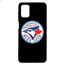 Чохол для Samsung M51 Toronto Blue Jays
