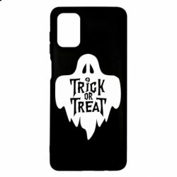 Чехол для Samsung M51 Trick or Treat