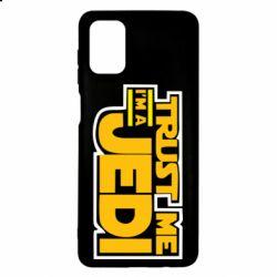 Чехол для Samsung M51 Trust me, I'm a Jedi