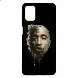Чехол для Samsung M51 Tupac Shakur