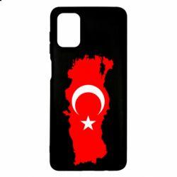 Чехол для Samsung M51 Turkey