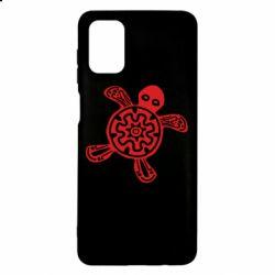 Чохол для Samsung M51 Turtle fossil