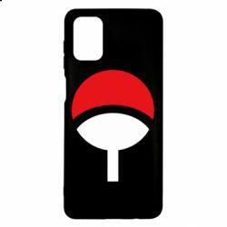 Чехол для Samsung M51 Uchiha symbol