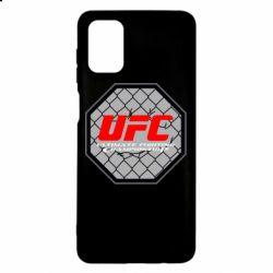 Чехол для Samsung M51 UFC Cage