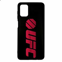 Чехол для Samsung M51 UFC Main Logo