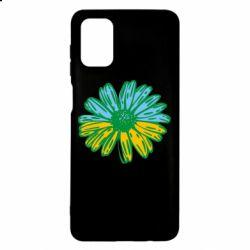 Чехол для Samsung M51 Українська квітка