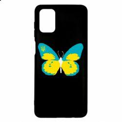 Чохол для Samsung M51 Український метелик