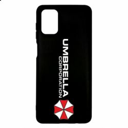 Чехол для Samsung M51 Umbrella Corp