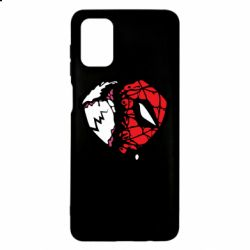 Чехол для Samsung M51 Venom and spiderman