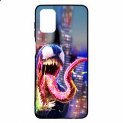 Чехол для Samsung M51 Venom slime