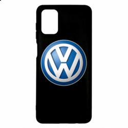 Чохол для Samsung M51 Volkswagen 3D Logo