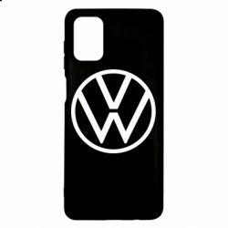 Чехол для Samsung M51 Volkswagen new logo