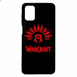 Чехол для Samsung M51 WarCraft Logo