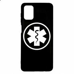 Чохол для Samsung M51 Warface: medic