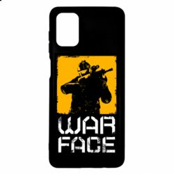 Чохол для Samsung M51 Warface