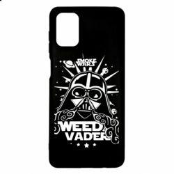 Чехол для Samsung M51 Weed Vader