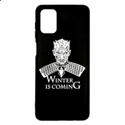 Чехол для Samsung M51 Winter is coming hodak
