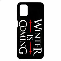 Чехол для Samsung M51 Winter is coming