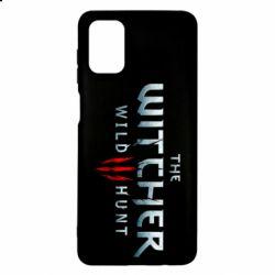 Чехол для Samsung M51 Witcher Logo