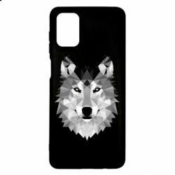 Чохол для Samsung M51 Wolf Art