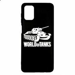 Чохол для Samsung M51 World Of Tanks Game