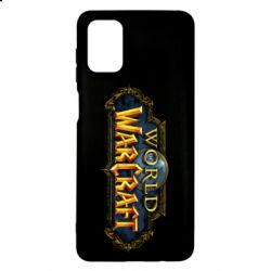 Чохол для Samsung M51 World of Warcraft game