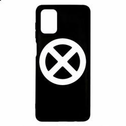 Чохол для Samsung M51 X-man logo