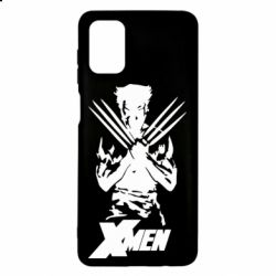 Чехол для Samsung M51 X men: Logan