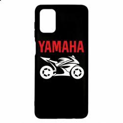 Чохол для Samsung M51 Yamaha Bike