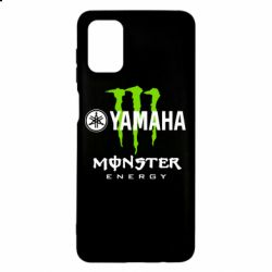 Чехол для Samsung M51 Yamaha Monster Energy