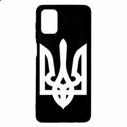 Чехол для Samsung M51 Жирный Герб Украины