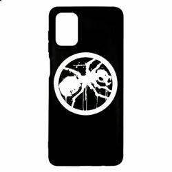 Чехол для Samsung M51 Жирный муравей