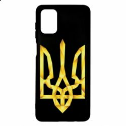 Чехол для Samsung M51 Золотий герб
