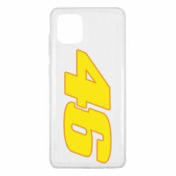 Чохол для Samsung Note 10 Lite 46 Valentino Rossi