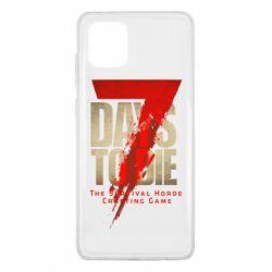 Чохол для Samsung Note 10 Lite 7 Days To Die