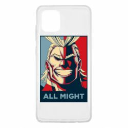 Чехол для Samsung Note 10 Lite All might