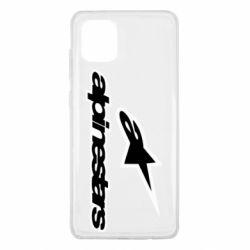 Чохол для Samsung Note 10 Lite Alpinestar Logo