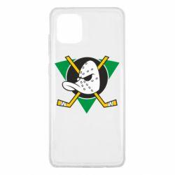 Чехол для Samsung Note 10 Lite Anaheim Mighty Ducks