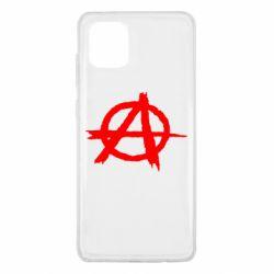 Чехол для Samsung Note 10 Lite Anarchy