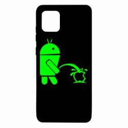 Чохол для Samsung Note 10 Lite Android принижує Apple
