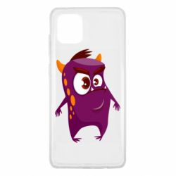 Чохол для Samsung Note 10 Lite Angry and cute monster