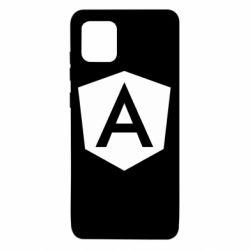 Чохол для Samsung Note 10 Lite Аngular
