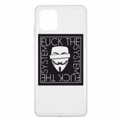 Чохол для Samsung Note 10 Lite Anonymous