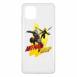 Чохол для Samsung Note 10 Lite Ant - Man and Wasp