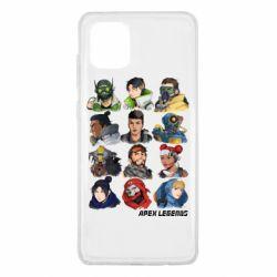 Чохол для Samsung Note 10 Lite Apex legends heroes