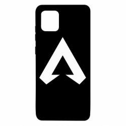 Чехол для Samsung Note 10 Lite Apex legends logotype