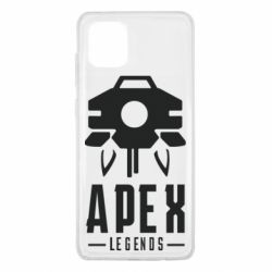 Чохол для Samsung Note 10 Lite Apex Legends symbol health