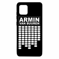 Чехол для Samsung Note 10 Lite Armin Van Buuren Trance
