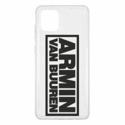 Чехол для Samsung Note 10 Lite Armin